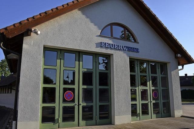 In Hartheims Feuerwehr muss investiert werden