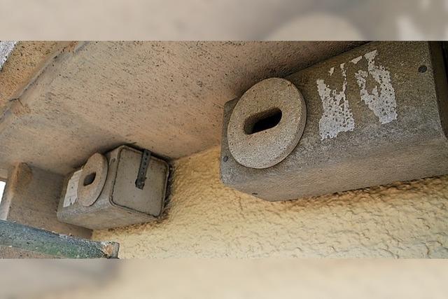 Christuskirche schafft Heimat für Mauersegler