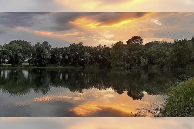 Sommerabend am Nachtallmendsee
