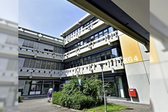 Arbeitsgruppe PCB kritisiert Tempo der Sanierung der Pädagogischen Hochschule