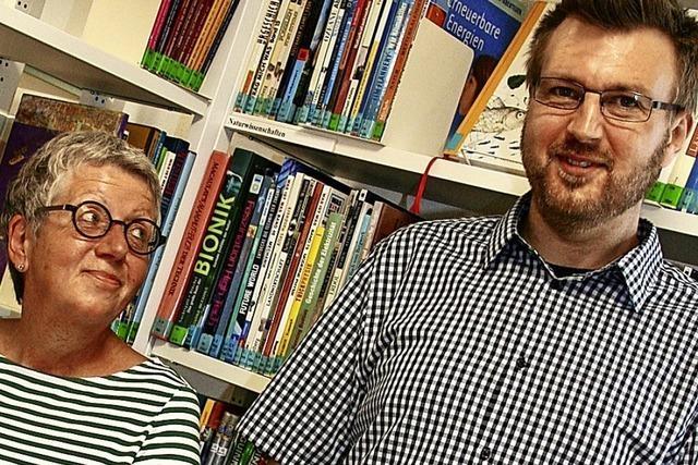 Bücherei soll Treffpunkt im Ort bleiben