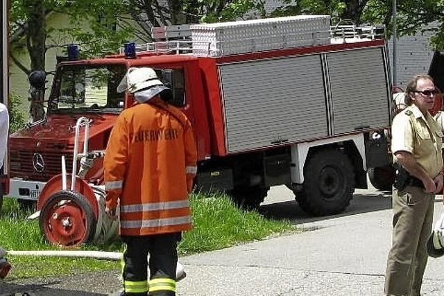 Neues Feuerwehrfahrzeug statt Umbau