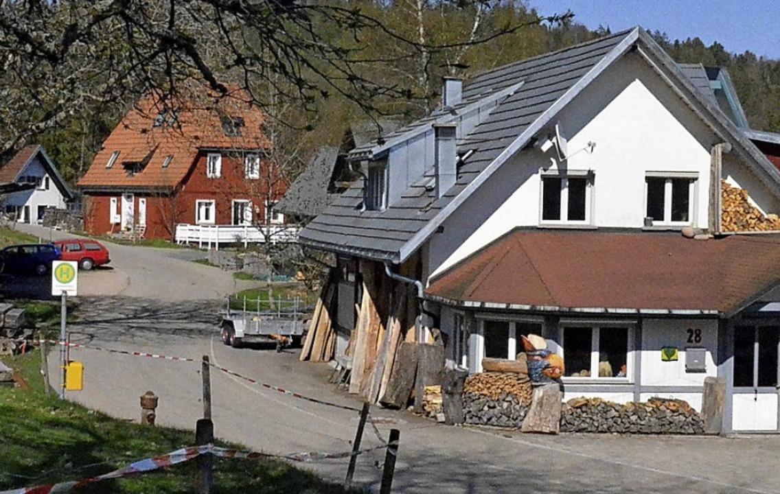 Mit einem Bebaungplan für den Ortsteil...er Gemeinderat von Dachsberg befasst.   | Foto: Sebastian Barthmes