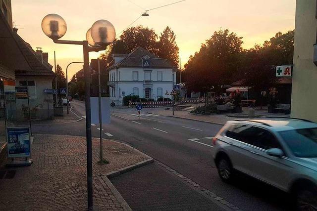 So erlebten die Menschen in Müllheim und Neuenburg den Blackout