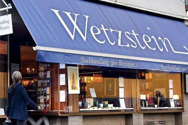 Hat die Freiburger Buchhandlung Wetzstein doch eine Zukunft?
