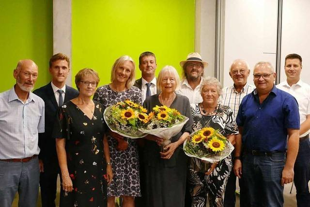 Gundelfingens Bürgermeister Walz verabschiedet zehn Räte