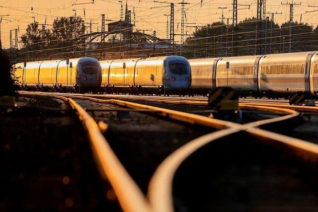 86 Milliarden Euro für die Bahn – ist das genug?