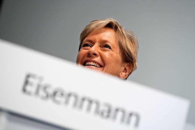 CDU kürt Susanne Eisenmann zur Spitzenkandidatin für die Landtagswahl 2021