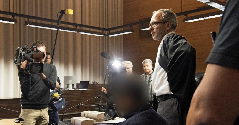 Hat eine provozierende, aber wichtige ...t Sebastian Glathe im Fall Hussein K.   | Foto: Patrick Seeger