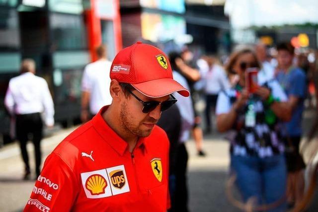 Desaster für Vettel in Hockenheim: