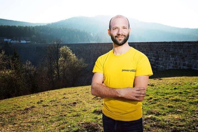 Wie Powercloud-Gründer Marco Beicht die Energiebranche aufmischt
