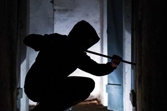 Einbrecher haben am Wochenende gleich dreimal zugeschlagen