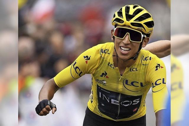 Der jüngste Tour-Champion seit 1935