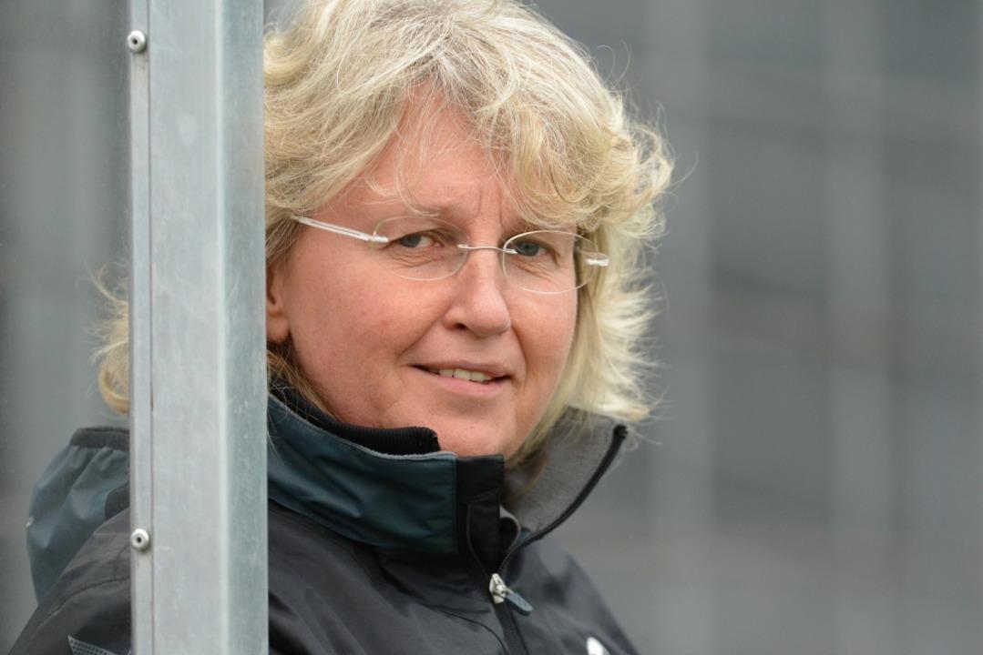 SC-Abteilungsleiterin Birgit Bauer.  | Foto: Patrick Seeger