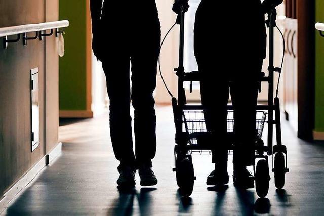 In einem Lahrer Pflegeheim bleiben 15 Plätze frei, weil Personal fehlt