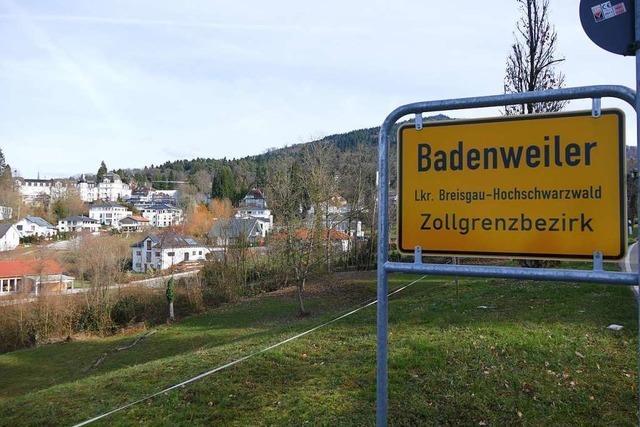 Grüne Räte in Badenweiler diskutierten mit Bürgern über Gemeinderatsthemen