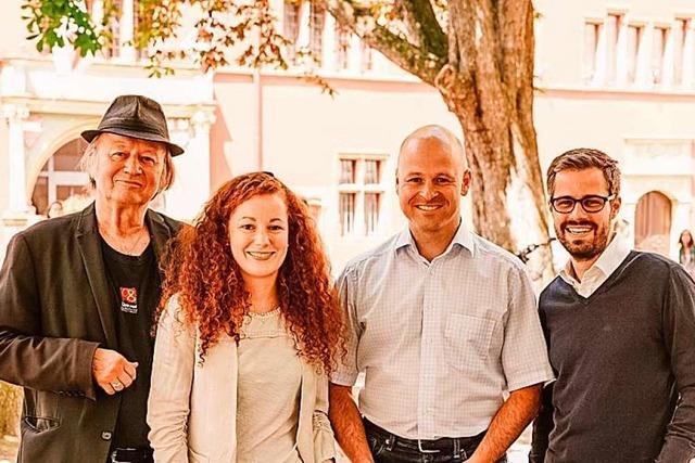 Julia Söhne führt die neue SPD/Kulturliste-Fraktion im Freiburger Rat an