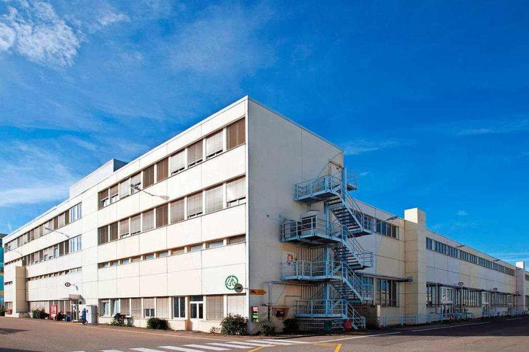 BASF-Gebäude in Grenzach  | Foto: Pressefoto BASF