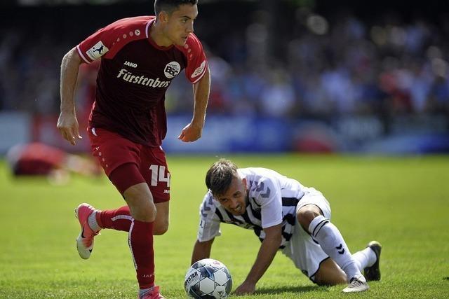 Wehrle siegt gegen Ex-Club, Siegin feiert Regionalliga-Debüt