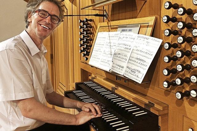Jazz auf der Orgel wird zum Publikumsrenner