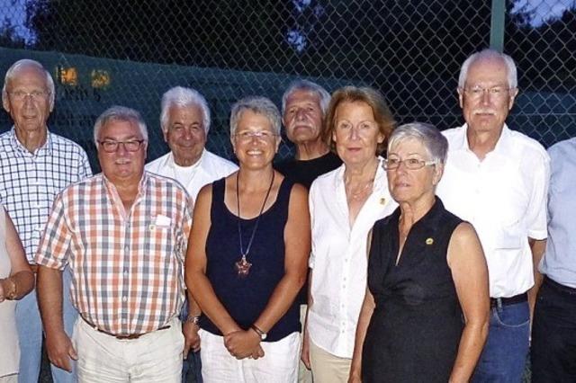 Tennissport nach Rümmingen gebracht