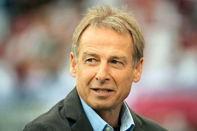 VfB Stuttgart und Jürgen Klinsmann kommen sich näher