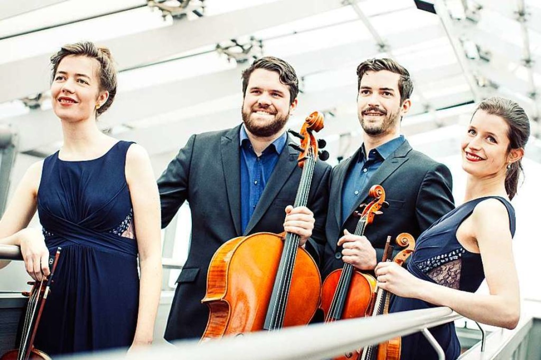 Aris-Quartett  | Foto: Simona Bednarek