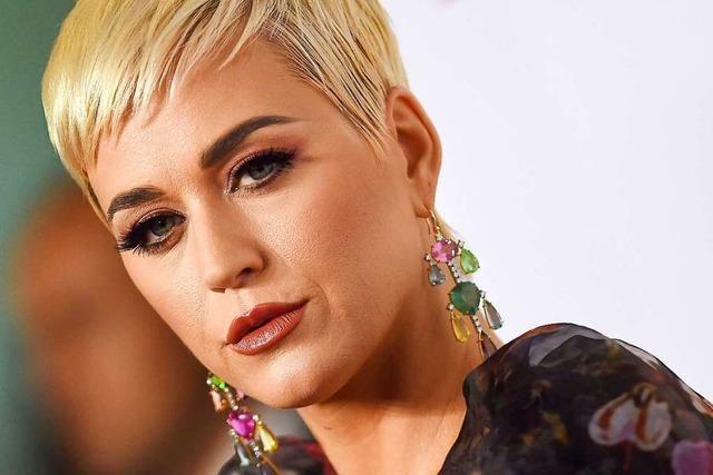 Gericht: Katy Perry kopierte Teile ihres Songs