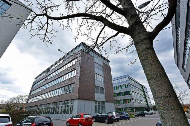Das Verwaltungsgericht Freiburg hat in der Wiehre eine Außenstelle eröffnet