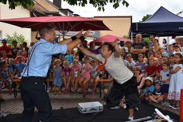 Wie war's beim … Sommerfest des Kulturvereins Rocca in Denzlingen