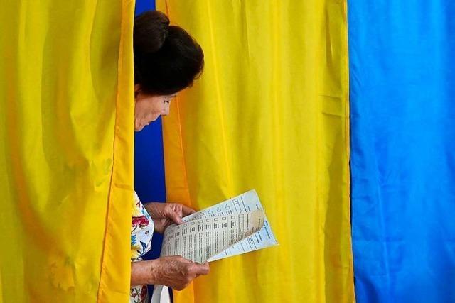 Kiew oder Kyjiw? Die Ukraine kämpft für die Rückkehr des Ukrainischen