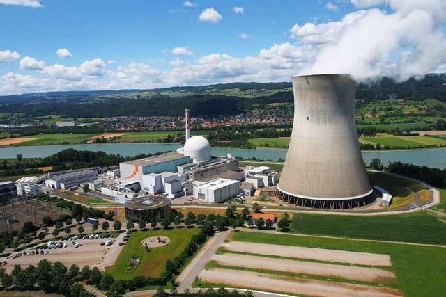 Neue Anlage für radioaktive Brennelemente am Rhein wird geprüft