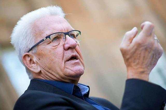 Kretschmann: AfD trägt Mitschuld an gesellschaftlicher Verrohung