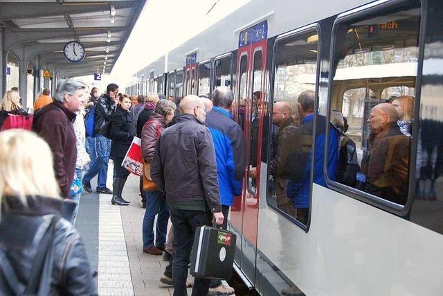 Der Regio Verkehrsverbund Lörrach erhöht die Fahrpreise zum 1. August