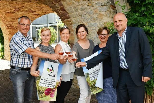 Neues vom Breisgauer Weinfest