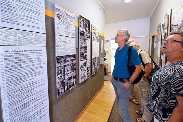Fotos: BZ-Ferienaktion in der Bergbau-Ausstellung und beim Künstlerbaum in Kappel