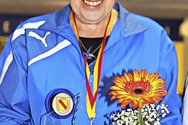 Ulrike Riesterer bei DM auf Rang sechs