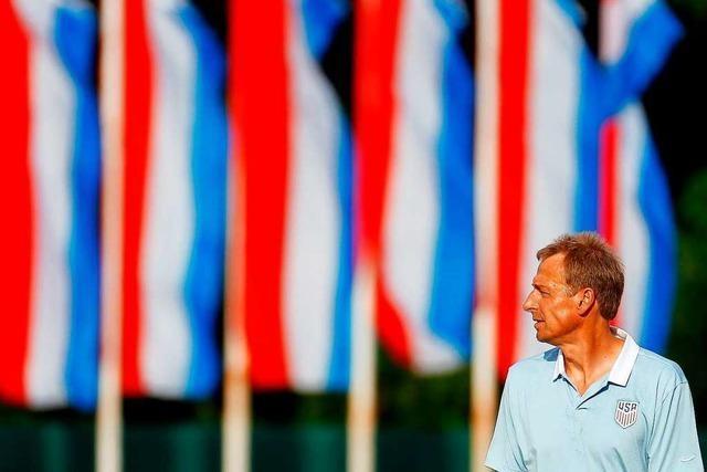 Jürgen Klinsmann bestätigt Informationsaustausch mit VfB Stuttgart