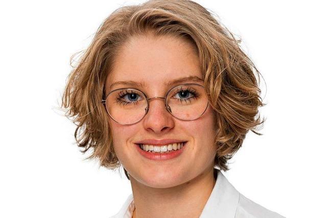 Für Rebecca Bohnert führt die Reise nach dem Abitur in den Ratssaal