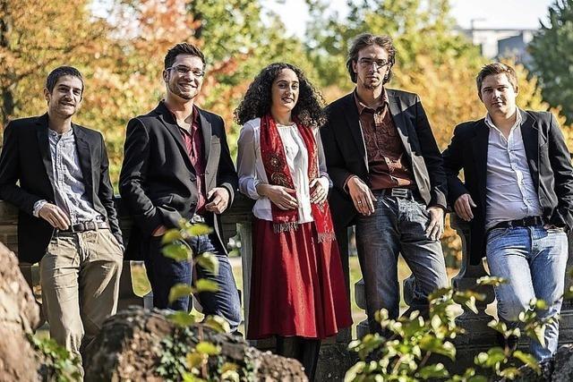 Kulturverein Clefs des Arts präsentiert das Emsemble Klezmhear