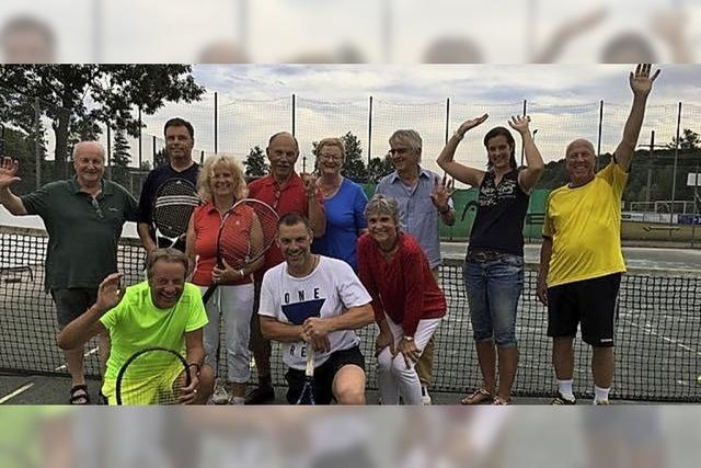 30 Jahre für das Tennis