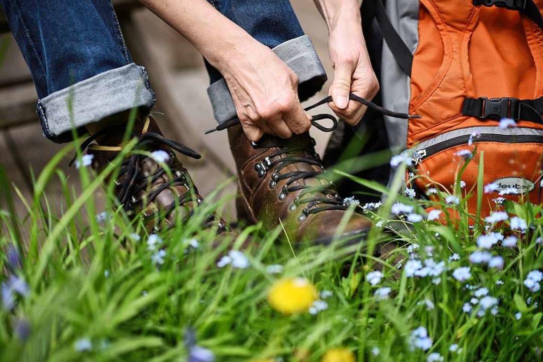 24 Stunden wandern – das kann ma... bei einer Benefiztour am Kaiserstuhl.  | Foto: Henning Kaiser