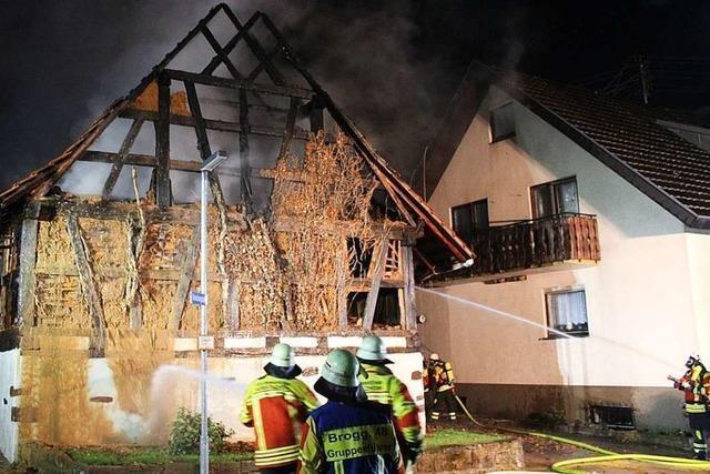 Ermittlungserfolg in Brandserie lässt Herbolzheim aufatmen