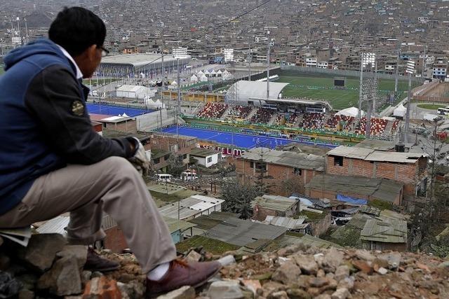 Die Panamerikanischen Spiele 2019 in Lima sind gestartet