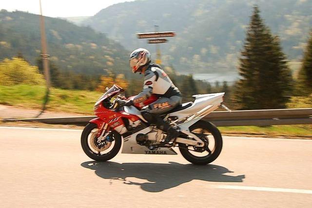 Motorradlärm macht auch den Bürgern im Hochschwarzwald zu schaffen