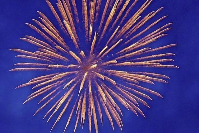 Von Drachenboot bis Feuerwerk