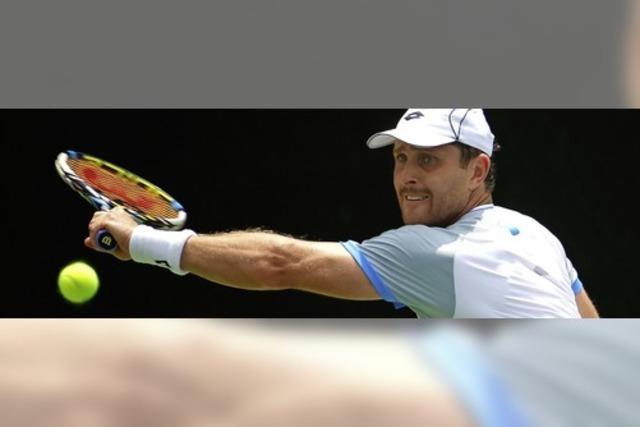 Der Mann, der einst Nadal schlug