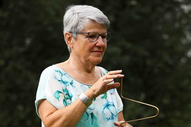 Wünschelrutengängerin aus Ottenheim will Wasser aufspüren können