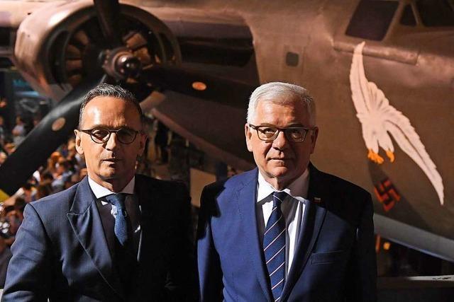 Gute Beziehungen zu Polen – aber nicht um jeden Preis