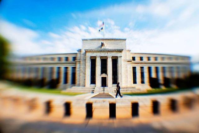 Die geringe Zinssenkung der US-Zentralbank war richtig